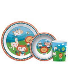 Kit-Refeicao-Infantil---Happy-Friends---3-Pcs---Buba
