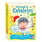 Livro-Infantil---Fazendo-a-Festa-I---Brincando-de-Cavaleiro---Happy-Books