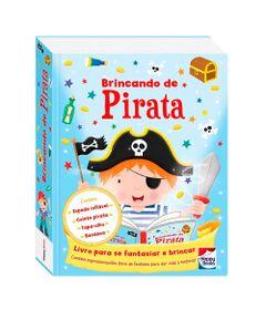 Livro-Infantil---Fazendo-a-Festa-I---Brincando-de-Pirata---Happy-Books