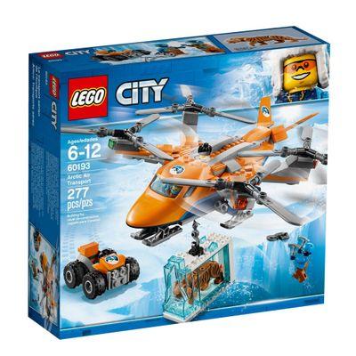 LEGO-City---Transporte-Aereo-pelo-Artico---60193---frente