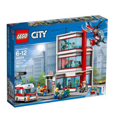 LEGO-City---Hospital-da-Cidade---60204----frente