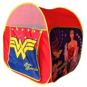 Barraca-Infantil---DC-Comics---Mulher-Maravilha---Fun