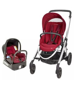 Travel-System---Elea---Robin-Red---Maxi-Cosi