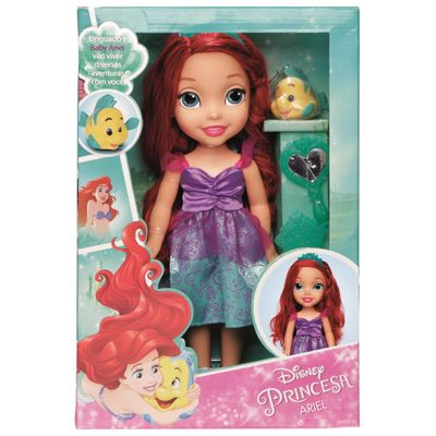 boneca-30-cm-minha-primeira-princesa-real-ariel-com-pet-e-acessorios-mimo-6510_Frente