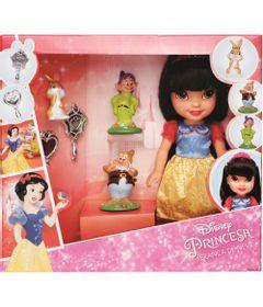 boneca-30-cm-minha-primeira-princesa-real-branca-de-neve-com-pet-e-acessorios-luxo-mimo-6512_Frente