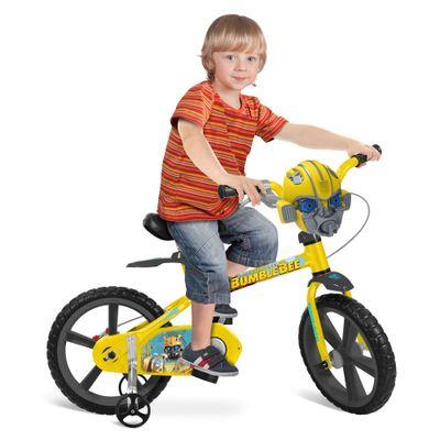 Bicicleta-ARO-14---Transformers---Bumblebee---Bandeirante