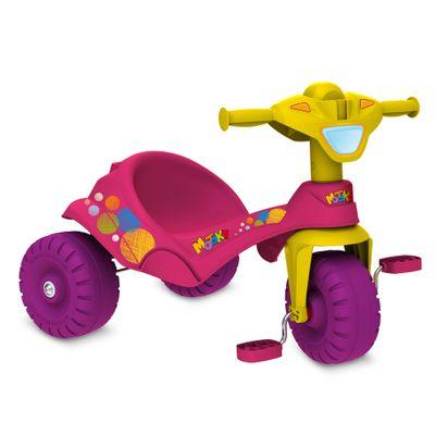 Triciclo-Motoka-Passeio---Rosa---Bandeirante