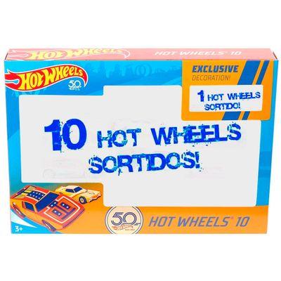 Conjunto-de-Veiculos---Hot-Wheels---Pacote-com-10-Carros---Surpresa---Mattel