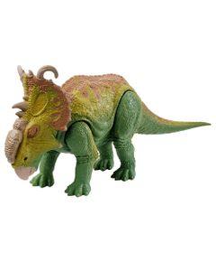 Figura-Basica---Jurassic-World-2---Roavivores---Sinoceratops---Mattel