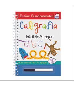Livro---Ensino-Fundamental---Facil-de-Apagar---Caligrafia---Happy-Books