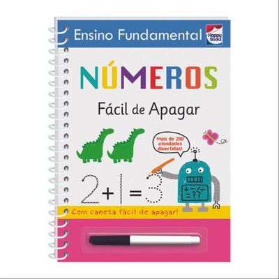 Livro---Ensino-Fundamental---Facil-de-Apagar---Numeros---Happy-Books