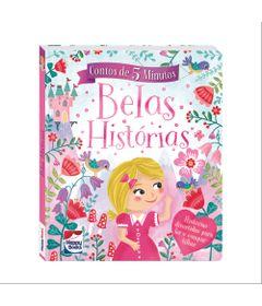 Livro---Contos-de-5-Minutos---Belas-Historias---Happy-Books