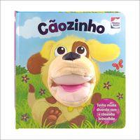 Livro---Diversao-com-Fantoches---Caozinho---Happy-Books