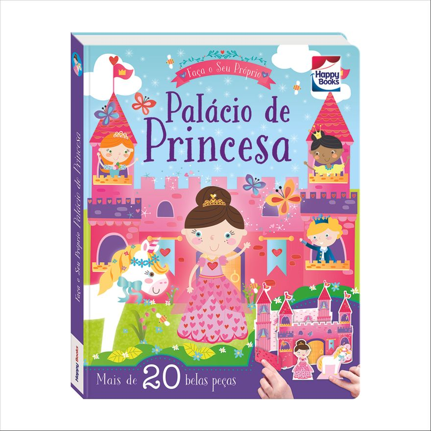 Livro---Faca-e-Brinque---Disney---Palacio-de-Princesa---Happy-Books
