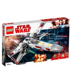 LEGO-Star-Wars---Disney---Star-Wars---X-Wing-Starfighter---75218