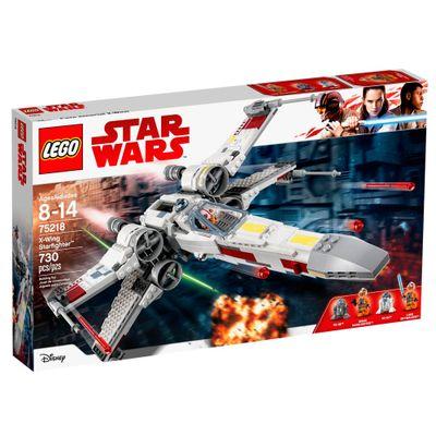 LEGO-Star-Wars---Disney---Star-Wars---X-Wing-Starfighter---75218
