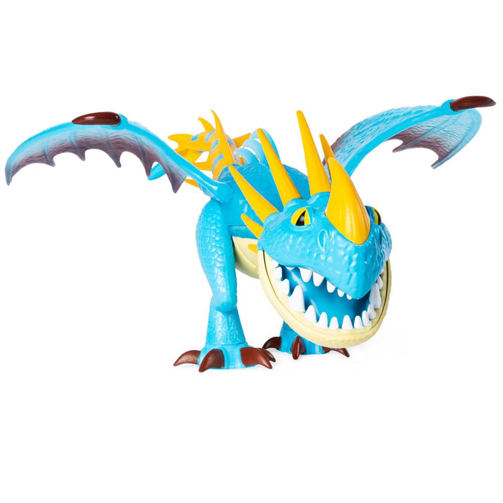 Figura Articulada - Como Treinar Seu Dragão 3 - Stormfly - Sunny