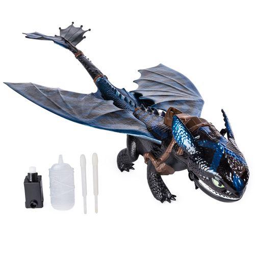 Figura Interativa - Como Treinar Seu Dragão 3 - Dragão Banguela - Sunny