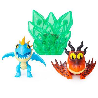 Mini-Figuras-e-Acessorios---Como-Treinar-Seu-Dragao-3---Pesadelo-Monstruoso-e-Nadder-Mortal---Sunny
