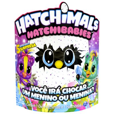 Mini-Figura-Surpresa---Hatchimals-Hatchibabies---Ponette---Sunny