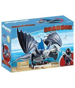 Playmobil---Como-Treinar-Seu-Dragao---Drago-e-Thunderclaw---9248---Sunny