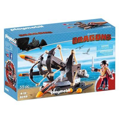 Playmobil---Como-Treinar-Seu-Dragao---Eret-e-Catapulta---9249---Sunny