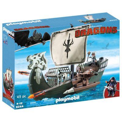 Playmobil---Como-Treinar-Seu-Dragao---Navio-de-Caca-aos-Dragoes---9244---Sunny