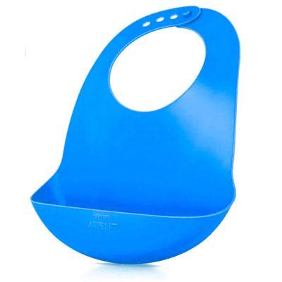 Babador-Para-Alimentacao---Azul---Philips-Avent