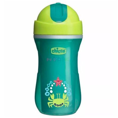 Copo Sport Cup - 266 Ml - Verde - Chicco