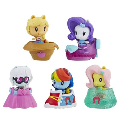Mini-Figuras---My-Little-Pony---Cutie-Mark-Crew---Estilo-Festa---Hasbro