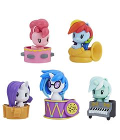 Mini-Figuras---My-Little-Pony---Cutie-Mark-Crew---Super-Stars---Hasbro