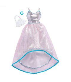 Roupinha-e-Acessorios---Barbie---Vestido-com-Glitter---Mattel