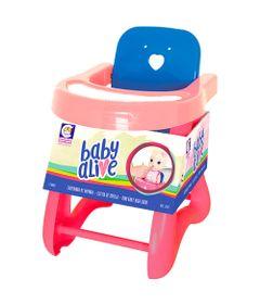 Acessorios-para-Bonecas---Baby-Alive---Cadeirao-Pequeno---Rosa-e-Pink---Cotiplas_Frente