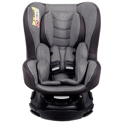 Cadeira-para-Auto---De-0-a-18-Kg---Migo---Revo---Platinium---Gris---Team-Tex_Frente