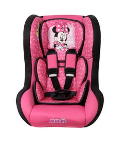 Cadeira-para-Auto---De-0-a-25-Kg---Disney---Trio---Minnie-Mouse-Paris---Team-Tex_Frente