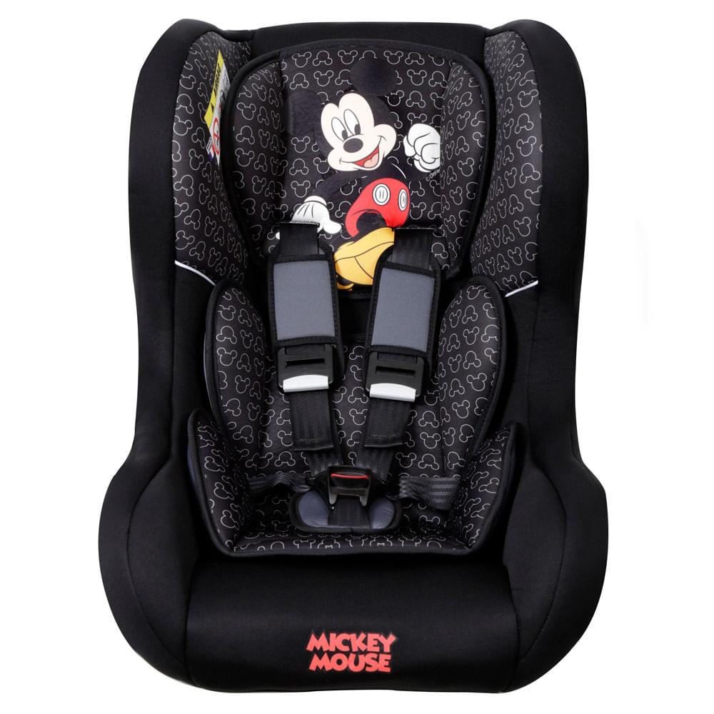 Cadeira Para Auto - De 0 a 25 Kg - Disney - Trio Mickey Mouse - Team Tex