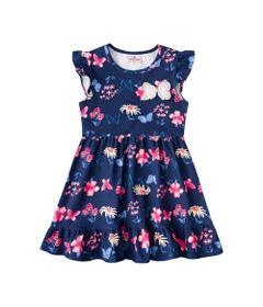 Vestido---Meia-Malha---Flores-e-Borboletas---Azul-Marinho---Brandili---4