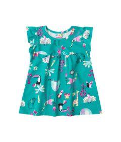 Vestido---Meia-Malha---Bichinhos---Verde-Coral---Brandili---P