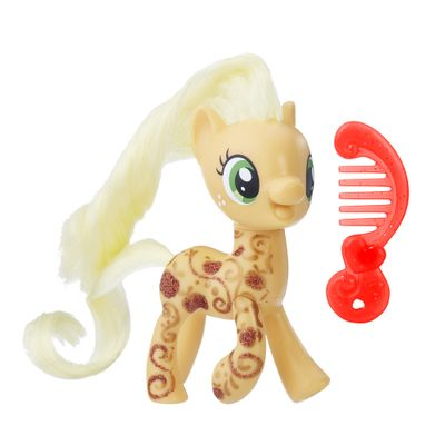 Mini-Figura-My-Little-Pony-Movie---Applejack---Hasbro