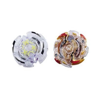 Piao-Beyblade---Beyblade-Burst-Dual-Pack---Caynox-e-Wyvron-W2---Hasbro