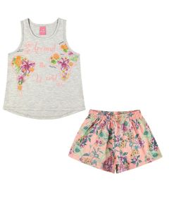 Conjuntinho-Infantil---Regata-Estampada-e-Shorts---Arould-The-World---Mescla-Branca---Kamylus---4