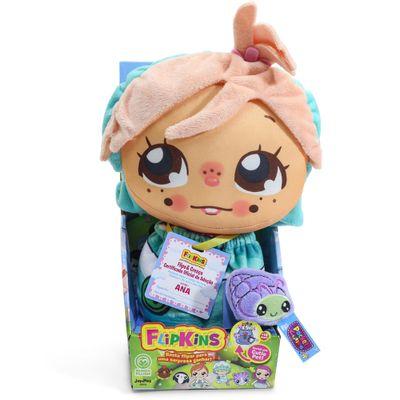 Boneco-Interativo-Com-Cutie-Pet---Flipkins---2-Em-1---Ana---DTC