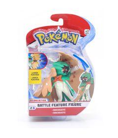 Figura-Articulada---11-Cm---Pokemon---Battle-Feature-Figure---Decidueye---DTC