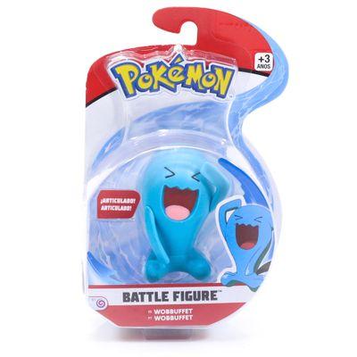 Figura-Articulada---Pokemon---7-Cm---Battle-Figure---Wobbuffet---DTC