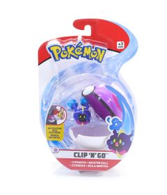Mini-Figura-Pokemon-e-Pokebola-Com-Clip---Cosmog-e-Master-Ball---DTC