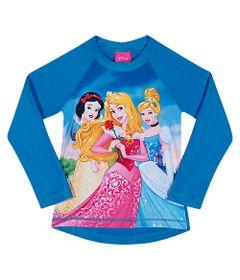 camiseta-de-praia-manga-longa-disney-princesas-azul-tip-top-8725107_Frente