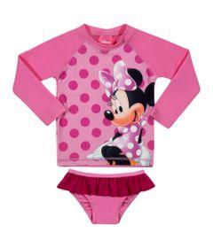 conjunto-de-praia-camisa-manga-longa-e-calcinha-disney-minnie-mouse-rosa-tip-top-7447002_Frente