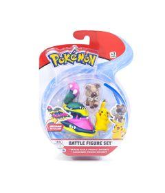 Conjunto-de-Figuras---Pokemon---3-Bonecos--Muk-de-AlolaPikachuRockruff--DTC