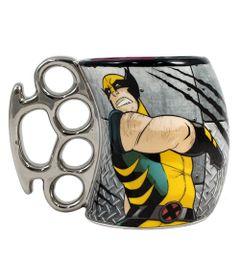 Caneca-de-Porcelana---Soco-Ingles---Disney---Marvel---X-Men---Wolverine---Zona-Criativa
