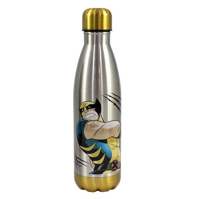 Cantil---X-Men---Wolverine---400Ml---Marvel---Disney---Zona-Criativa